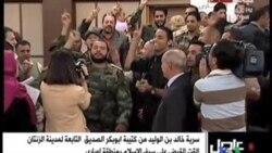 2011-11-19 粵語新聞: 卡扎菲次子賽義夫被捕