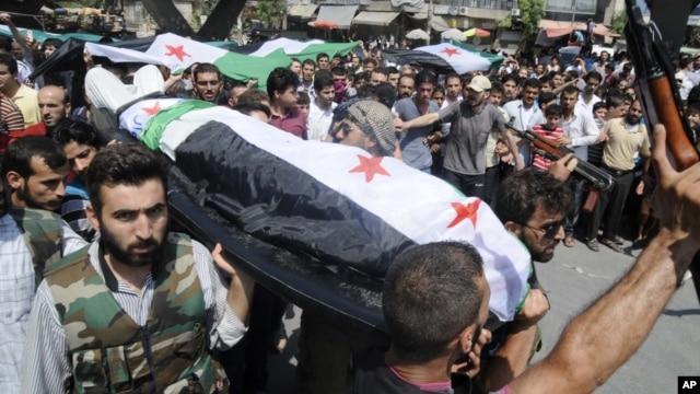 Halab, 27-iyul, 2012