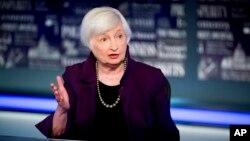 Министр финансов США Джанет Йеллен (архивное фото)