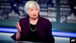 Menteri Keuangan AS, Janet Yellen