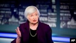 美國財政部長耶倫。
