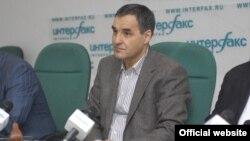 Renat Karimov, Ishchi migrantlar kasaba uyushmasi raisi (www.profmigr.com saytidan olindi)