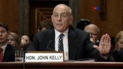El muro no sólo será de concreto: Kelly