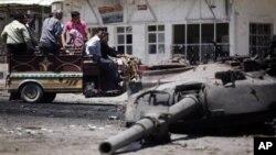 Сирия. Пригород Идлиба (архивное фото)