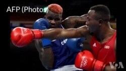 J.O Tokyo 21: Boxeur David Tshama Mwenekabwe apesi elonga ya yambo na RDC