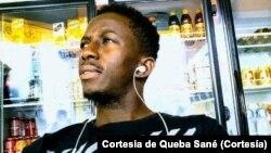 Queba Sané, ativista guineense