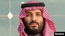 Saudiyaning valiahd shahzodasi Muhammad ibn Salmon
