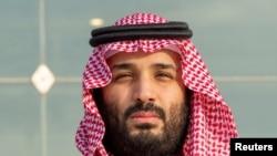 Saudiya valiahd shahzodasi Muhammad ibn Salmon