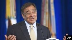 Defense Secretary Leon Panetta (File)