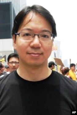 香港公共專業聯盟主席莫乃光
