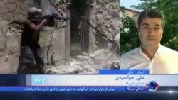 گزارش علی جوانمردی از جزئیات آزادسازی موصل و ادعای اعلام پایان داعش در عراق