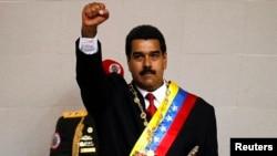 Nicolás Maduro fue juramentado como presidente de Venezuela en una Asamblea Nacional en donde no se presentó la oposición.
