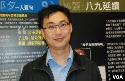 香港人權監察副主席莊耀洸表示,挑釁行為對香港的表達自由是一種侵害