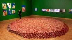 [뉴스풍경 오디오] 미국 내 한인 미술가, 북한인권 주제 전시회