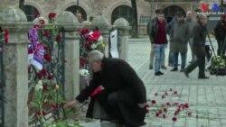 Sultanahmet'te Hayatını Kaybedenler Anıldı