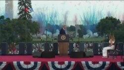 Perayaan Kemerdekaan AS di Tengah Lonjakan Kasus Covid-19