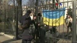 Ukrayna'da Gençler Değişimde Kararlı