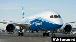"""Azərbaycan """"Boeing 787 Dreamliner"""" təyyarəsi alıb"""