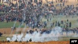 Sukob izraelske vojske i Palestinaca u pojasu Gaze
