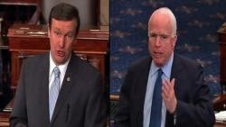 Сенат США комментирует события в Украине