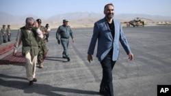 د بلخ سرپرست والي عطا محمد نور له تیرو شپږو میاشتو راهیسي په کابل کې سیاسي فعالیت کوي.
