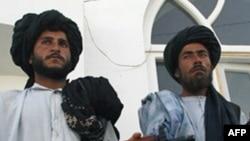 Афганські сили заарештували постачальника зброї для Талібану