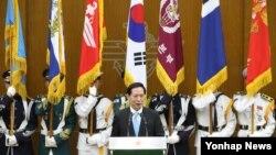 Sonq Yonq Mu, Cənubi Koreyanın yenicə təyin edilmiş müdafiə naziri