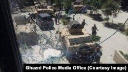 مقامهای صحی زخمیشدن هشت تن را در این حملات تأیید کرده اند