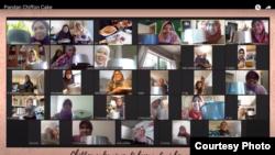 Kelas memasak daring bersama IMSA Sister (dok: IMSA Sister)