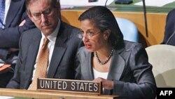 Постоянный представитель США при ООН Сюзан Райс (архивное фото)