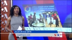 Washington Forum du jeudi 26 mai 2016