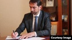 Marinko Čavara, predsjednik Federacije BiH (Fotografija preuzeta sa web stranice Ureda predjednika Federacije BiH)