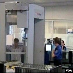 Aerodromi u Americi - skeniranje cijelog tijela ili pipanje