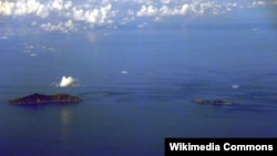 Quần đảo Senkaku/Ðiếu Ngư ở Biển Hoa Ðông.