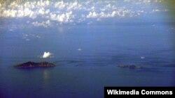 Pulau Senkaku (Diaoyu) yang diperebutkan China dan Jepang di wilayah Laut China Timur (Foto: dok).