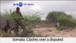 VOA60 World PM - Clashes in Somalia kill at least 29