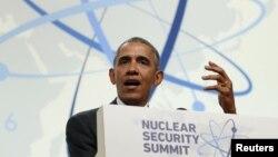 Prezident Barak Obama jahon rahbarlarini terrorchilar xavfini jiddiy qabul qilishga, yadroviy hujumlar ehtimolini unutmaslikka undayapti.