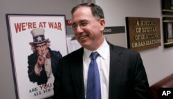 美国国防部副部长迈克尔.维克斯