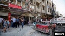Đến tháng 8 năm nay, hơn 4.800 thường dân đã bị giết tại Iraq, một con số tăng hơn gấp đôi so với cùng kỳ năm ngoái