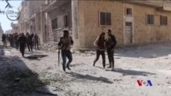敘利亞週末兩宗自殺襲擊 至少42人死