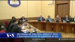 Rifillojne bisedimet per reformen ne drejtesi