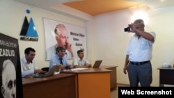 Mehman Əliyevə Azadlıq! Komitəsi müraciət qəbul edib