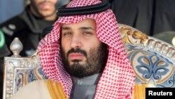 沙特阿拉伯王储萨勒曼称,如果伊朗掌握了核武器,沙特阿拉伯将迅速跟上。