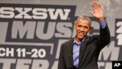آقای اوباما قرار است ماه آوریل در یک نمایشگاه فناوری در آلمان شرکت کند.