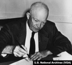 Rais Eisenhower