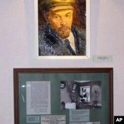 圣彼得堡列宁博物馆中的展品