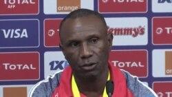 Réactions des entraîneurs de Magadascar et de la RDC