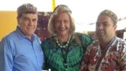 Buxoro Amerikaning Santa-Fe shahri bilan birodar-Nasiba Tohir