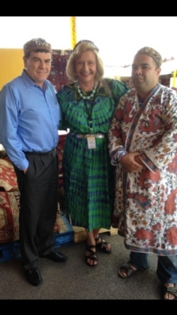 Interview with Carol Robertson Lopez, Chair of the Bukhara-Santa Fe Sister Cities Association