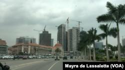 Marginal de Luanda, Angola